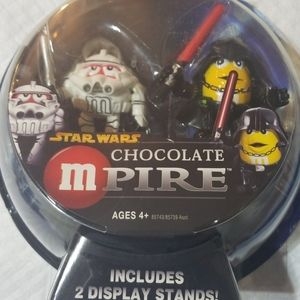Star Wars Chocolate Mpire